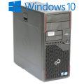 Fujitsu Esprimo P710 E85+ Core i3 3220 @ 3,3GHz 4GB 500GB USB 3.0 Windows 10