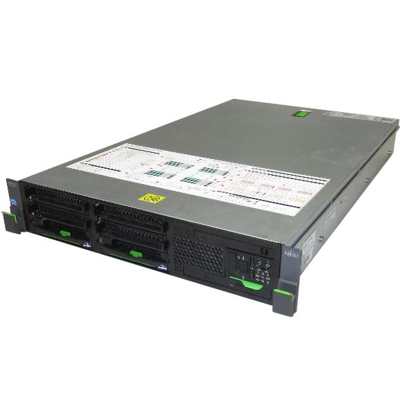 Fujitsu Primergy RX300 S7 Intel Xeon E5-2620 @ 6x 2GHz 32GB 2x 500GB DVDRW 2x 800W
