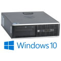 HP Elite 8200 SFF Quad Core i5 2400 @ 3,1GHz 4GB 500GB DVD Windows 10 Pro