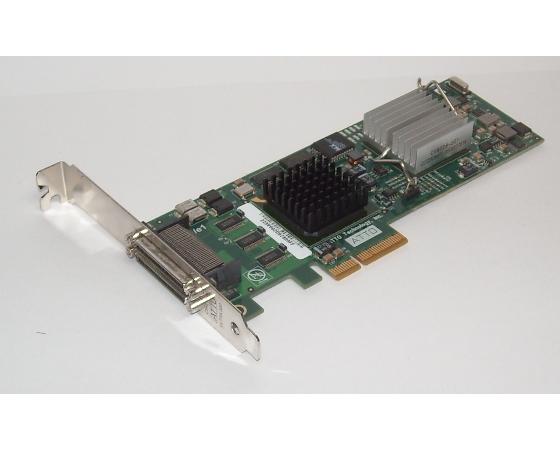 HP U320 SCSi Controller PCIe x4 AH627-60003 2x VHDCI 445009-002