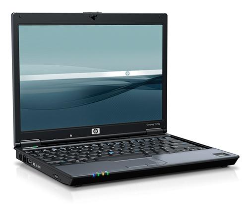 HP Compaq 2510p C2D U7600 1,2GHz 2GB (ohne HDD, Akku defekt) englisch B-Ware