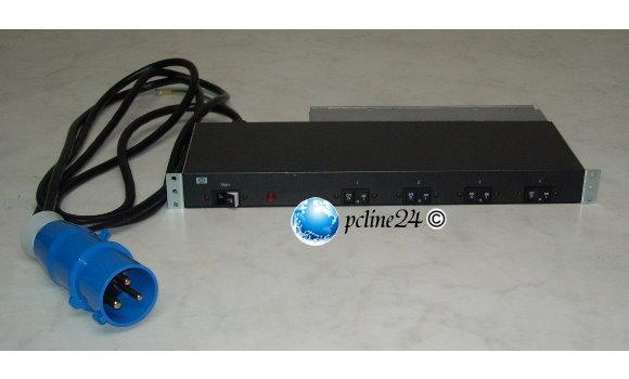 """HP EO4502 PDU 4 Anschlüsse 32A max 19"""" Rack"""