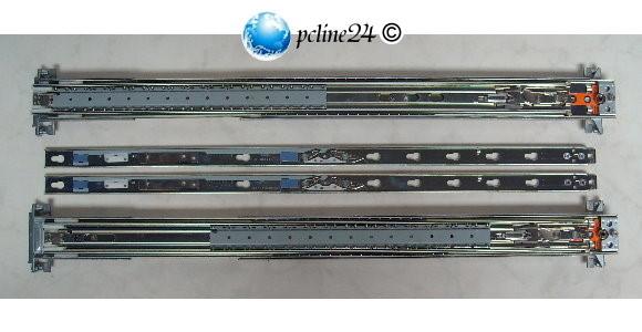 HP Rackschienen/Rack Mount Kit ProLiant DL580 G3/G4/G5 DL585 G2/G5 ML570 G3/G4 ML350/ML370  G5