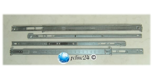 HP Compaq Rackschienen/Rack Mount Kit für DL360 G4 G5 G6 G7 rails