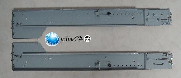 HP Rackschienen für Storageworks MSA30 MSA500 G2 MSA1000 M5314 R3000 R5500 Rack Mount Kit