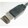 Fibre Channel Kabel 1m 27 AWG HSSDC - HSSDC