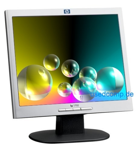 "17"" TFT LCD Monitor HP L1702 450:1 300 cd/m2"