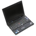Lenovo ThinkPad X201 Core i5 540M 2,53GHz 4GB 320GB Webcam (Akku defekt) B-Ware