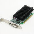 nVIDIA Geforce 605 DP 1GB PCIe x16 Gen2 / PCIe 2.0 DVI-I DualLink DisplayPort
