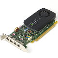 nVIDIA NVS 510 2GB PCIe x16 4x mini Displayport Grafikkarte Low Profile