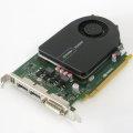 NVIDIA Quadro 2000 1GB PCIe x16 Gen2 DVI-I 2x DisplayPort
