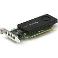 nVIDIA Quadro K1200 4GB GDDR5 PCIe x16 4x mini DisplayPort Low Profile 4K Grafikkarte