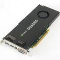 NVIDIA Quadro K4000 3GB PCIe x16 Gen2 Dual-Link DVI 2x DisplayPort Grafikkarte