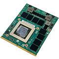 NVIDIA Quadro K4100M 4GB GDDR5 PCIe x16 (part of MXM v3.0) MXM