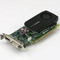 nVIDIA Quadro K600 1GB PCIe x16 DVI-I DisplayPort Low Profile 4K Grafikkarte