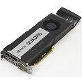nVIDIA Quadro K6000 12GB GDDR5 PCIe 3.0 / Gen.3 1x DVI-I 1x DVI-D 2x DisplayPort