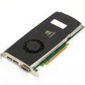 NVIDIA Quadro FX3800 1GB PCI-E DVI 2x DisplayPort 1x DVI-I CAD Grafikkarte