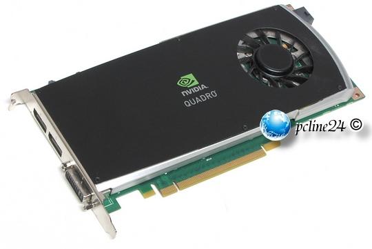 NVIDIA Quadro FX3800 1GB PCI-E DVI 2x DisplayPort CAD