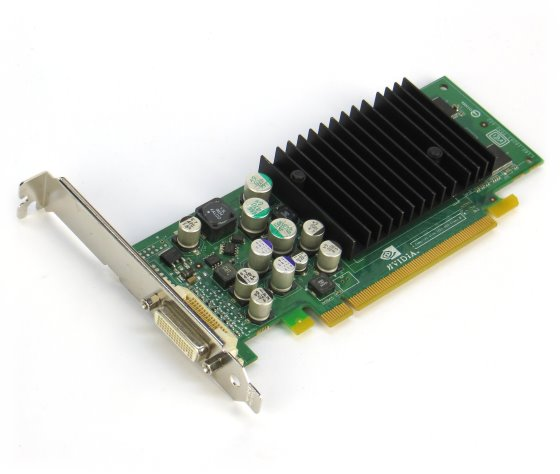nVidia Quadro NVS 285 64MB PCI-E (x16) 396683-001 DMS-59  Grafikkarte
