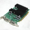 nVidia GeForce 7300LE 128MB PCI-E 16x 2x DVI S-Video