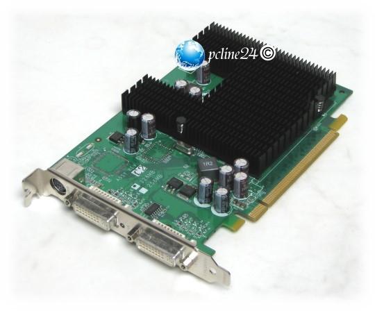 nVidia GeForce 7300LE 128MB PCI-E 16x 2x DVI S-Video