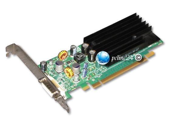 nVidia Quadro NVS 285 128MB DMS-59 PCI-Express x16 Grafikkarte