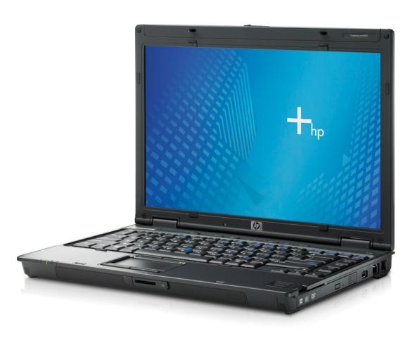 HP NC6400 Core 2 Duo T7200 2GHz 2GB 60GB DVD B-Ware