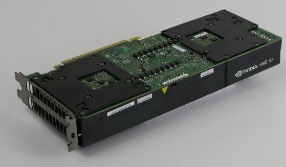 NVIDIA Grid K2 PCI-e x16 3.0 8GB GDDR5 3072 Cuda Cores