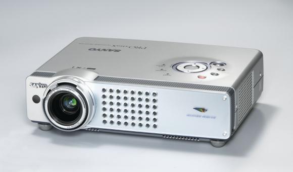 sanyo pro xtrax multiverse projektor plc xu58 beamer multimedia hdtv 10007336. Black Bedroom Furniture Sets. Home Design Ideas