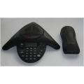Polycom SoundStation 2 mit POE-Netzteil Konferenz Telefon Basisstation