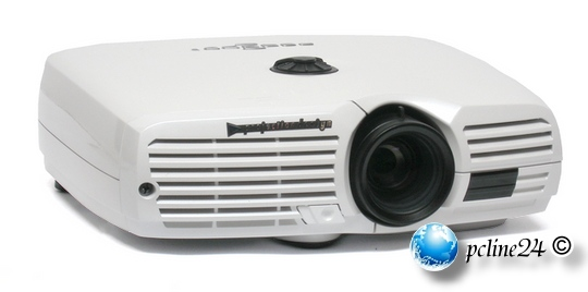 ProjectionDesign evo20SX+ DLP Beamer 2800ANSI/LU Lampe unter 3000 Stunden
