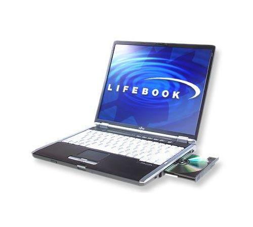 FSC Lifebook S7010D Pentium M @ 1,6GHz 1GB 40GB (ohne Akku/NT, ODD defekt)