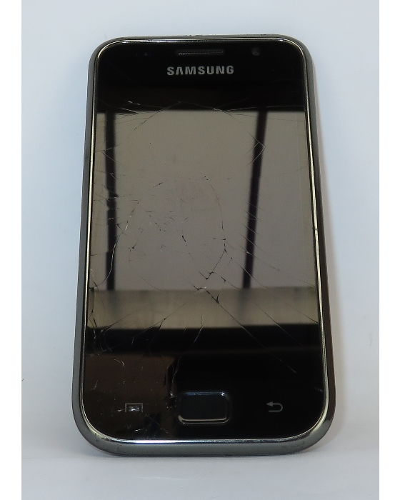 SAMSUNG Galaxy S Plus Displaybruch ohne Akku/Ladegerät C-Ware GT-I9001