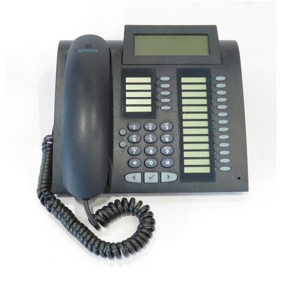 Siemens optiPoint 420 Advance HFA IP Telefon VoIP Systemtelefon