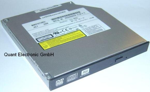 Slim-Line CD-RW/DVD Combo Laufwerk für Mini-PC\'s