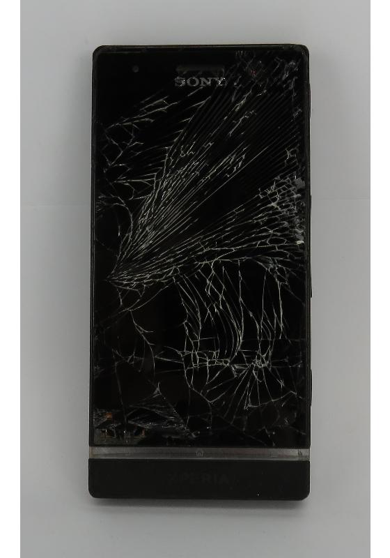 Sony Ericsson Xperia U ST25i C- Ware (Glasbruch, Akku und Ladegerät fehlt)