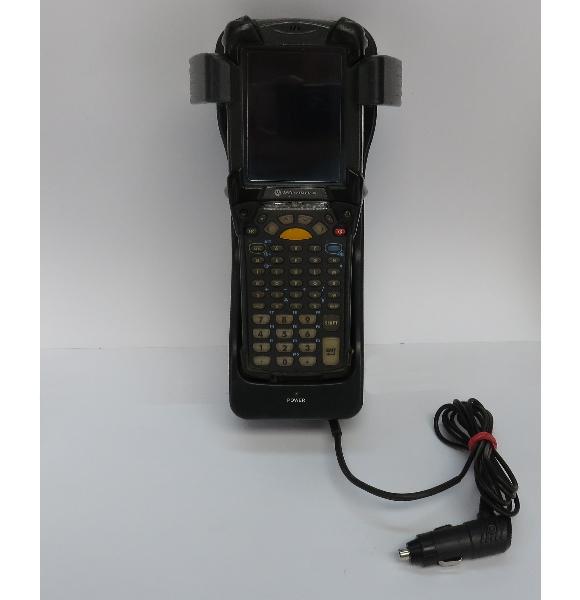 Motorola/Symbol MC9094 KFZ-Set Adapter + Docking 2D QR Barcode-Scanner WLAN GPS Windows Mobile BT