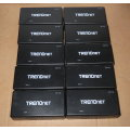 10x TRENDnet TPE-111GI Gigabit PoE Injector bis zu 15,5W Power over Ethernet GbE