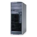 HP xw6200 2x Xeon @ 3,6GHz 4GB 73GB 10K DVD Quadro FX3450 Workstation